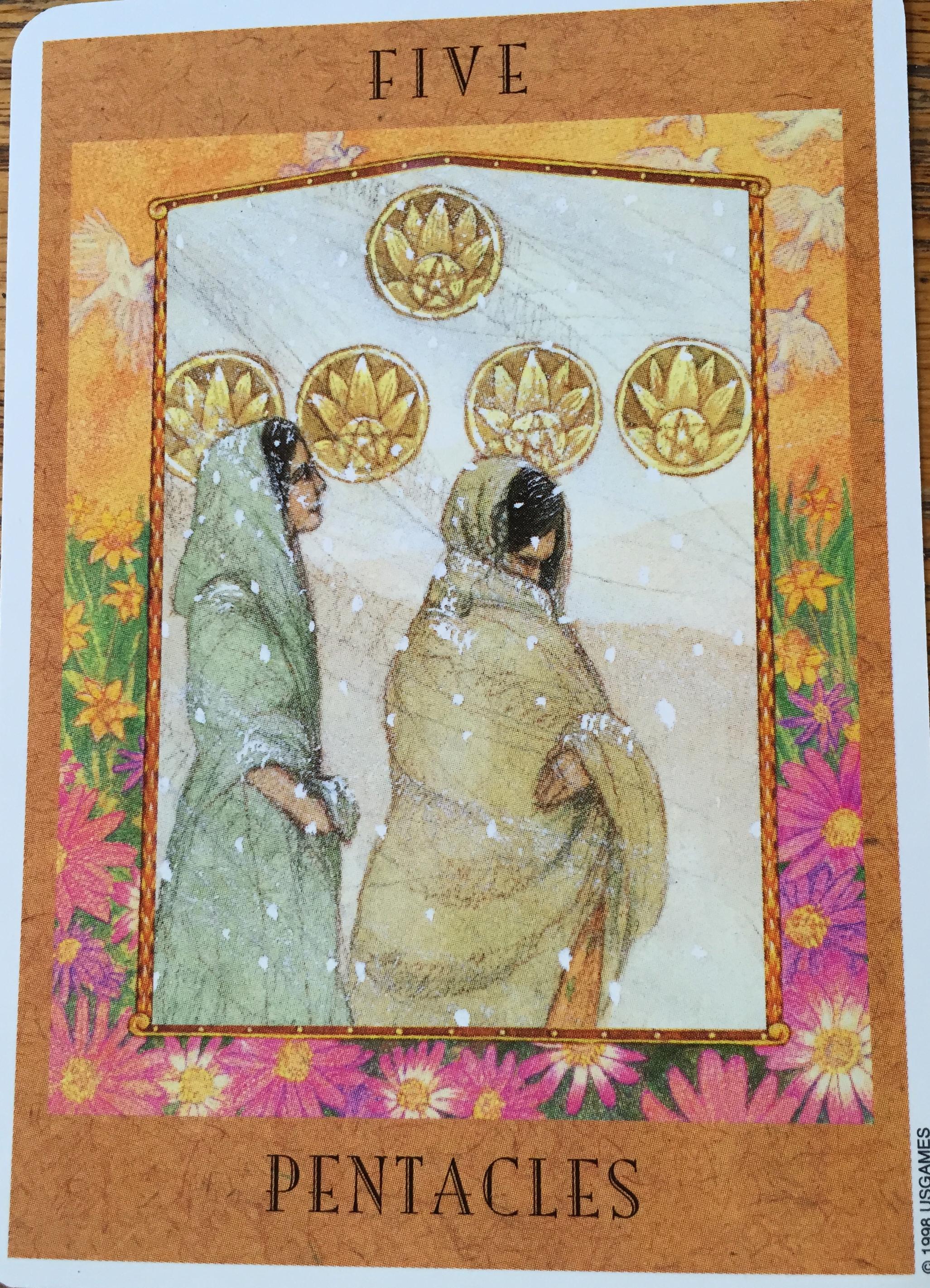 Goddess Tarot Decks: Free Tarot Thursday 1 Card Readings