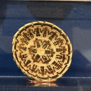 Native American Basket Art