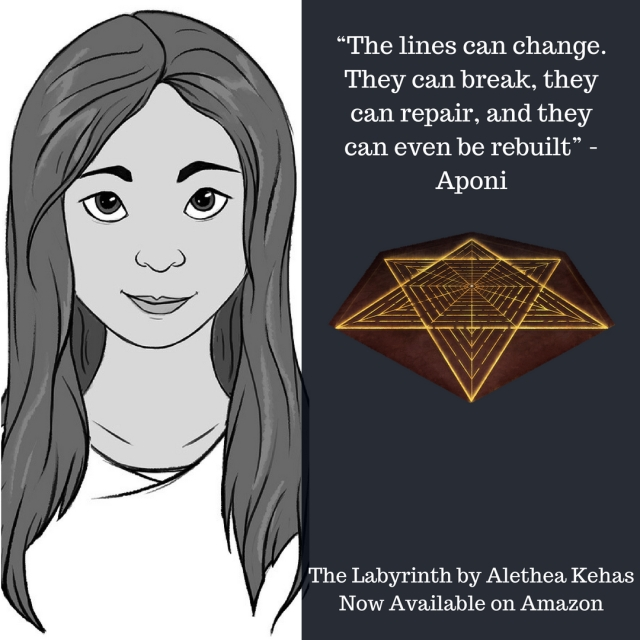 The Labyrinth by Alethea Kehas