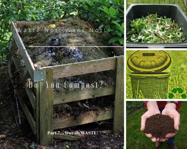 compost green waste garden waste