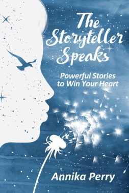 The Storyteller Speaks Cover_Kindle